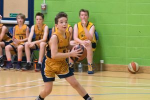 U16 BOYS vs ESSEX ROCKETS