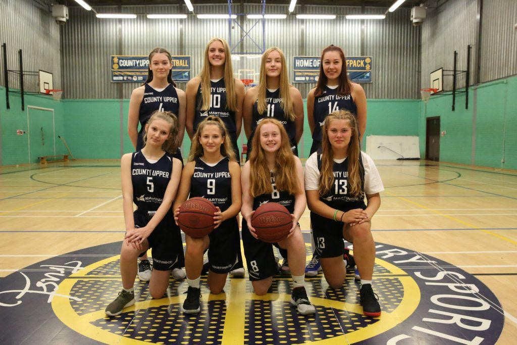 The West Suffolk Wolves Girls History