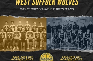 THE WEST SUFFOLK WOLVES BOYS HISTORY