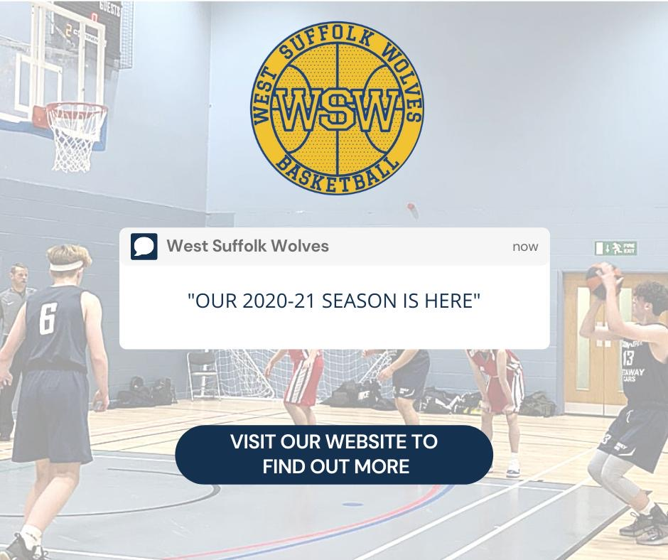 OUR 2020-21 SEASON IS HERE